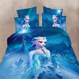 ana i elza 3d dečija posteljina